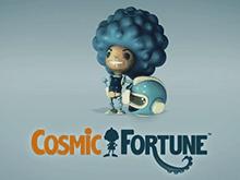 Обзор игрового автомата Cosmic Fortune